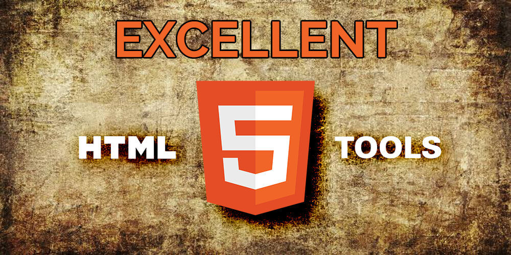 Excellent HTML5 Tools to Speed Up Development