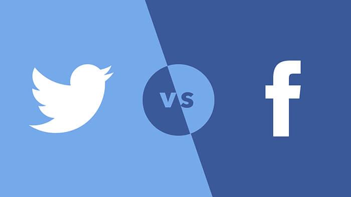 Social Marketing - Facebook VS Twitter