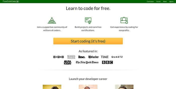Web Development - Free Code Camp