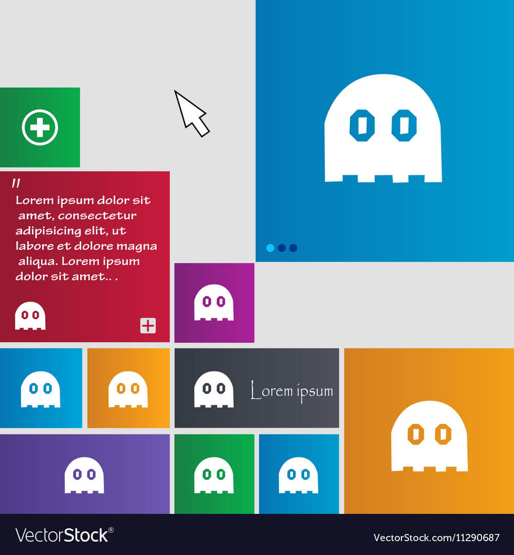 Ghost Buttons as a New Trend in Web Designing