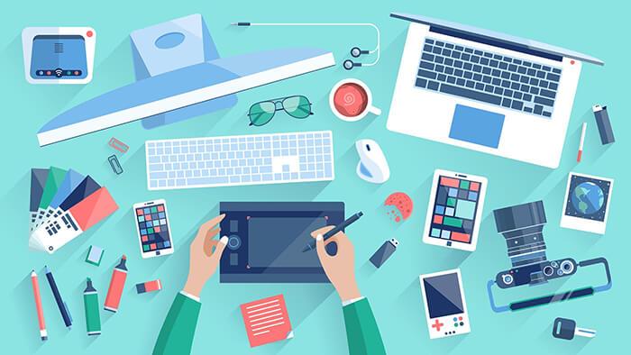 Graphic/Web Designing