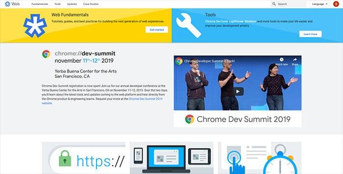 Web Development - HTML5 Rocks
