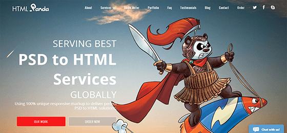 HTMLPanda - CSS