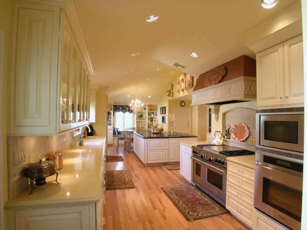 Home Kitchen Plans & Ideas