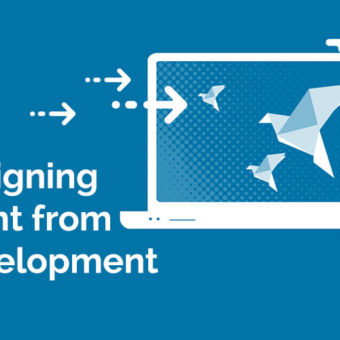 How Web Designing is Different from Web Development