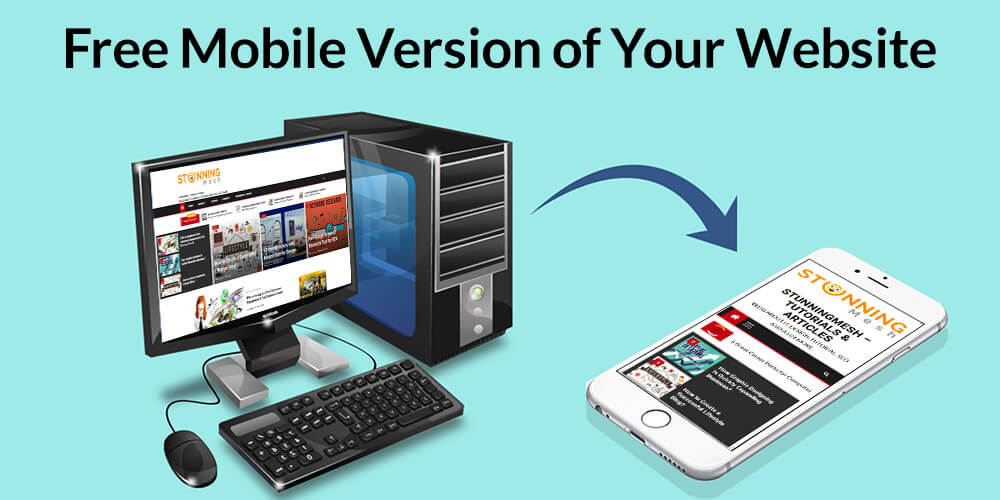 How to Create a Free Mobile Version of Your Website