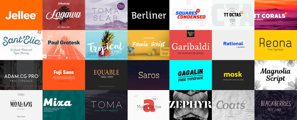 How to Download Free Fonts to Make Your Designs Rock