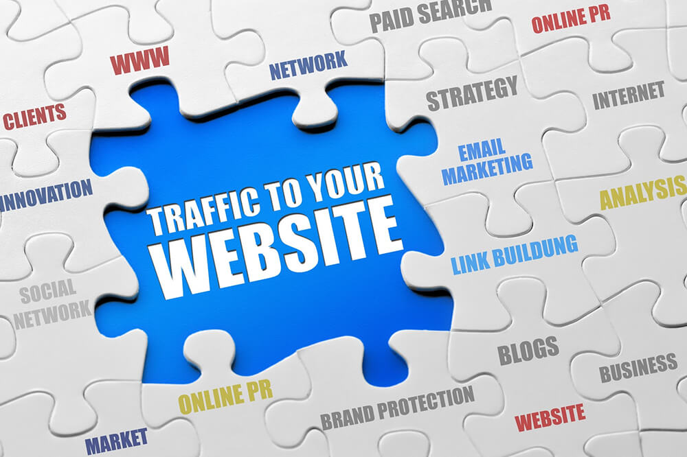 How to Ensure a High Rate Traffic to Your Website