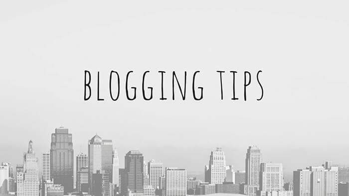 Important Blogging Tips For You