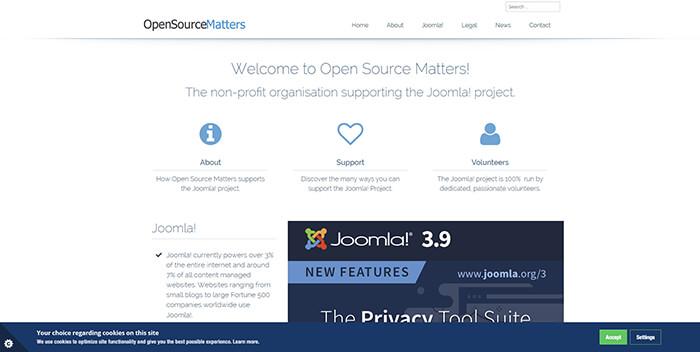 Joomla's Features
