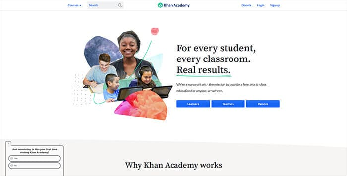 Web Development - Khan Academy