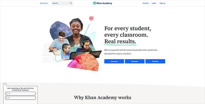 Web Development - Khan Academy
