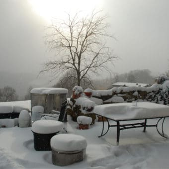Lets Find Out How to Make Your Patio Winter Ready