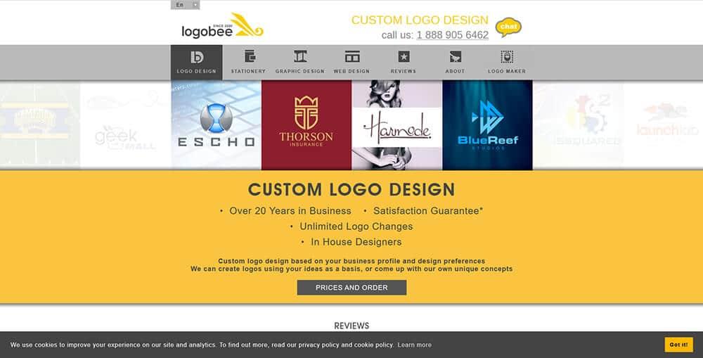 LogoBee – Award Winning Logo Design Company