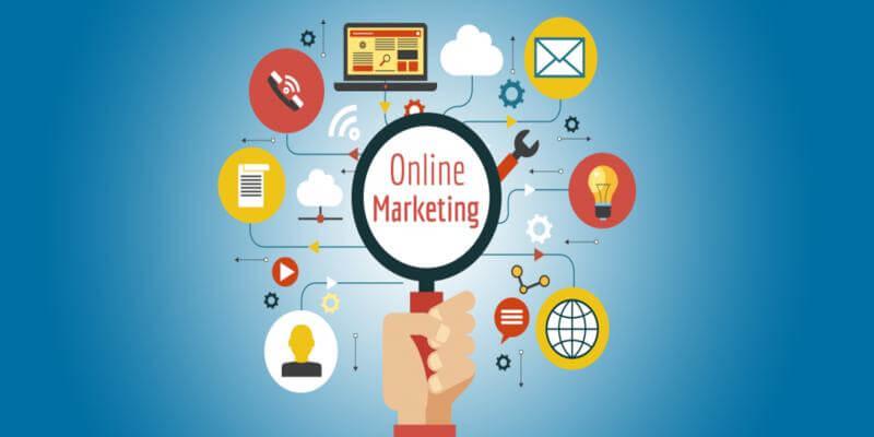 Online Marketing Venture