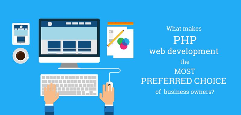 PHP the Most Preferred Choice of Business Owners