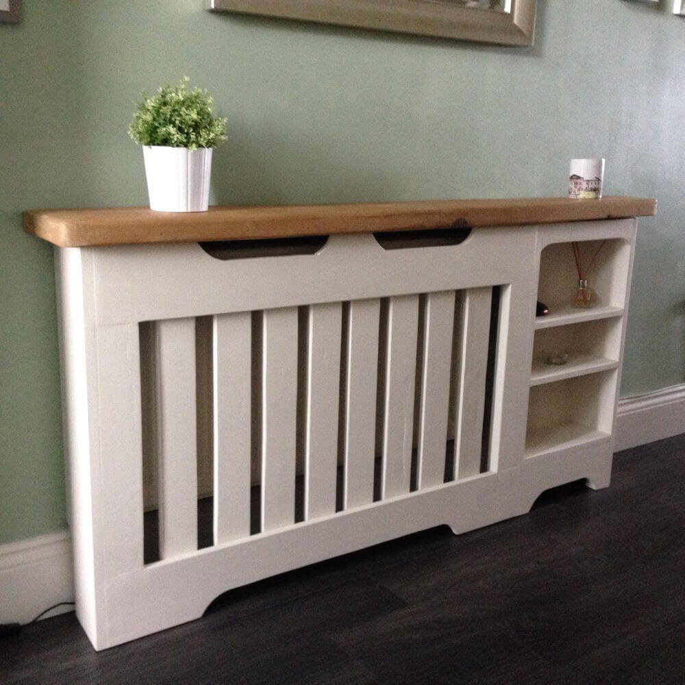 Pleasing Radiator Covers to Improve Your Home Interiors