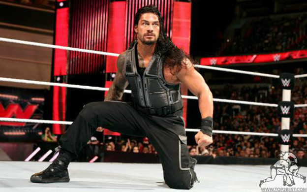 Roman-Reigns-Entering-to-Ring-Pic