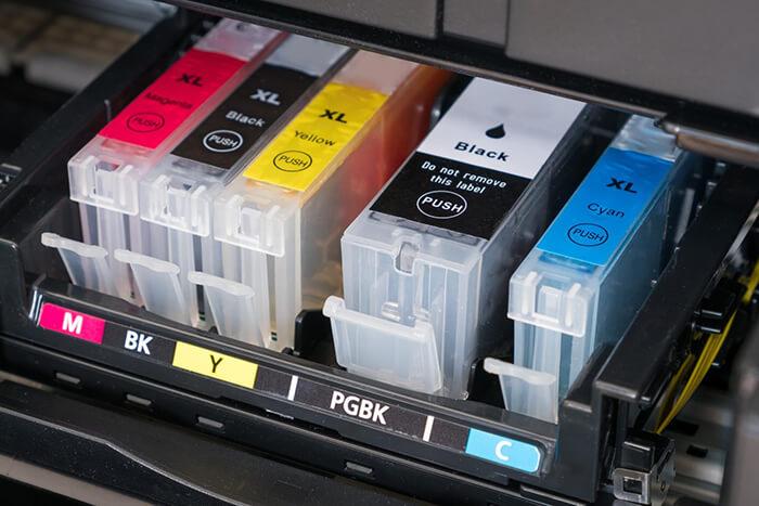 Saving Money on Printer Cartridges