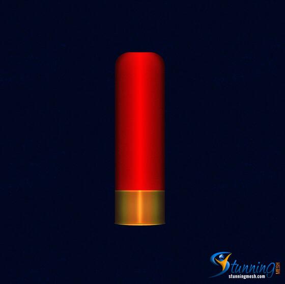 Shotgun Shell Design in Photoshop - Step 7