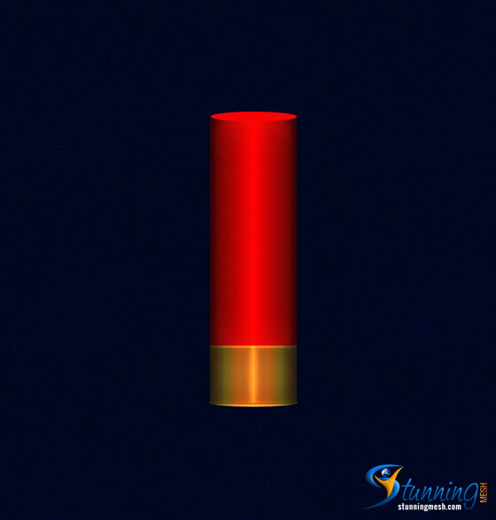 Shotgun Shell Design in Photoshop - Step 9