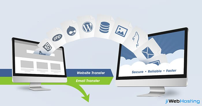 Smooth Migration to a New Web Hosting Provider
