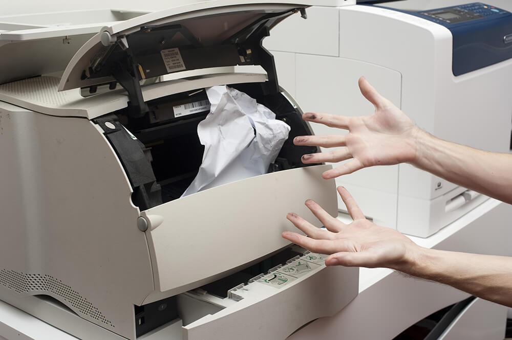 Stop Printing Problems