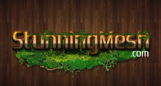 Stylish Wooden Text Effect in Photoshop
