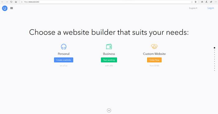 Website Builders - UCoz Dot Com