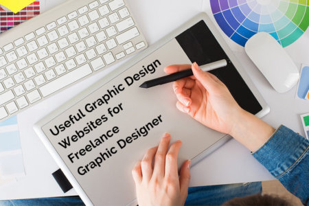 Graphic Design Websites for Freelance Graphic Designer