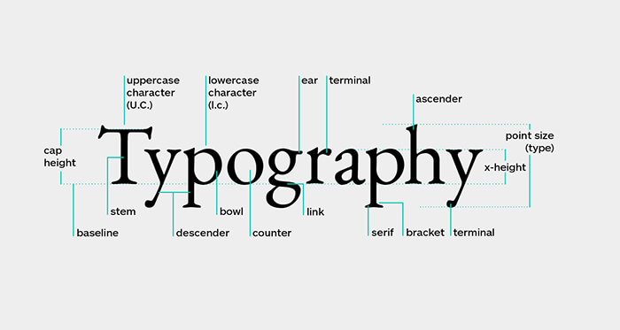 Using Typography to Develop Your Brand – A Few Tips