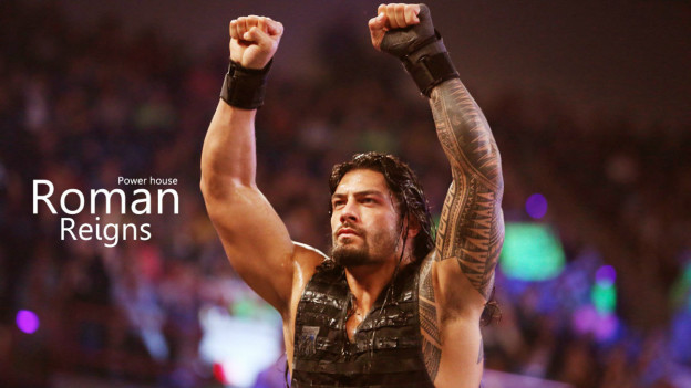 WWE-Power-House-Roman-Reigns-Photo