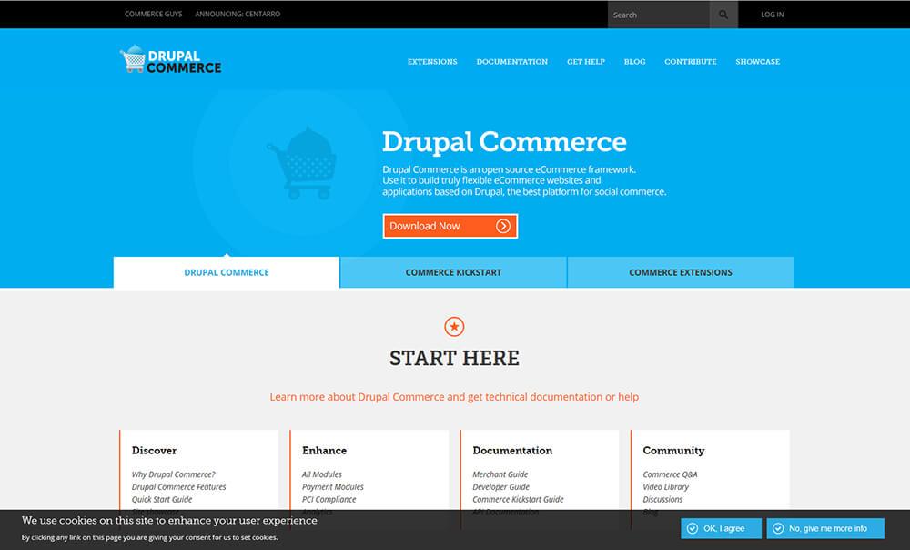 Web Design Tips for Your Drupal E-Commerce Website