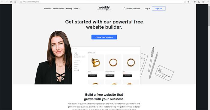 Weebly Dot Com