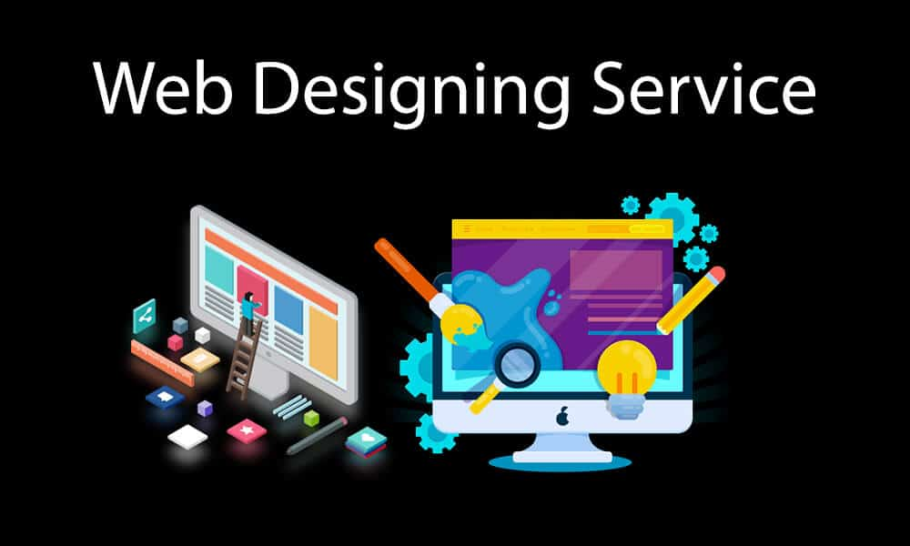 What is the Importance of Web Designing Service