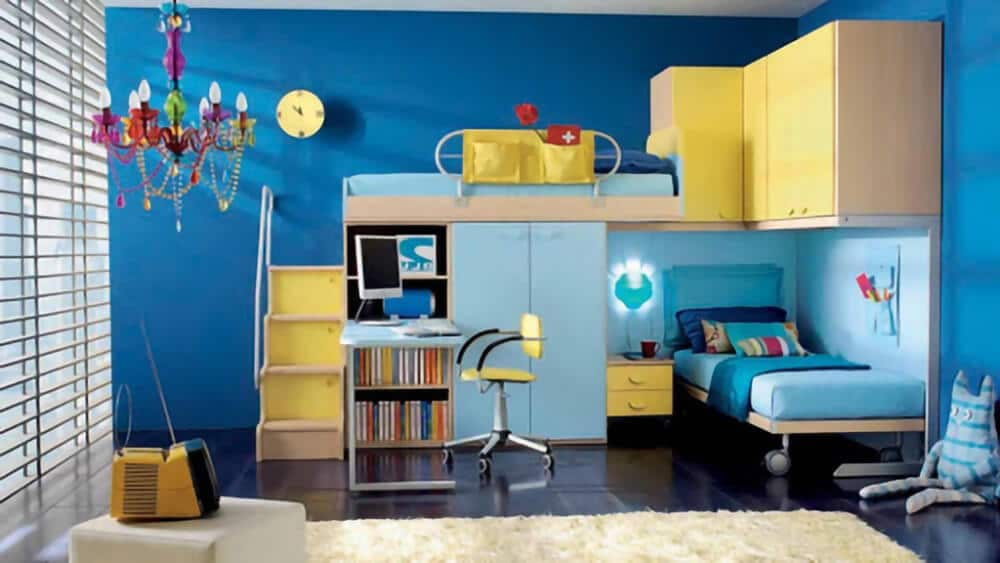 Wonderful Ways to Decorate a Teen's Room with Really Tiny Space