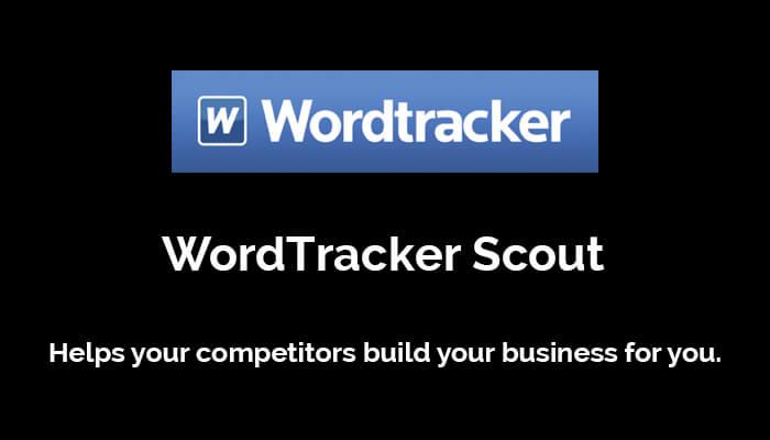 WordTracker Google Keyword
