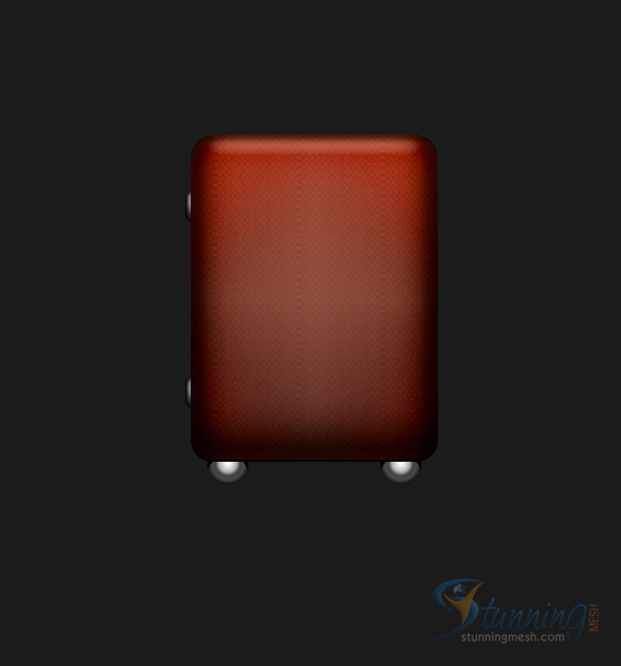 Luggage Design in Photoshop - Step 10