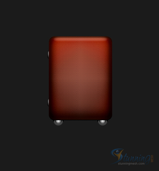Luggage Design in Photoshop - Step 12