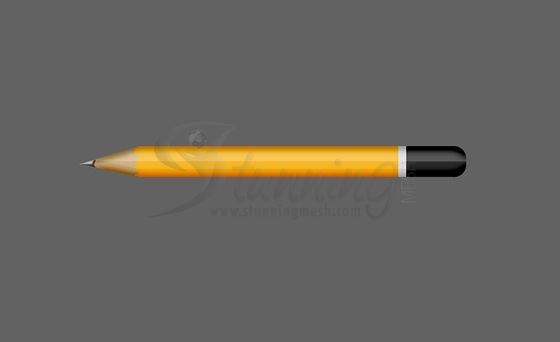 Pencil Design in Photoshop