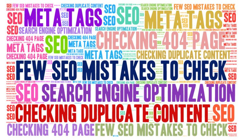 Common SEO Mistakes and Know How to Do It Right