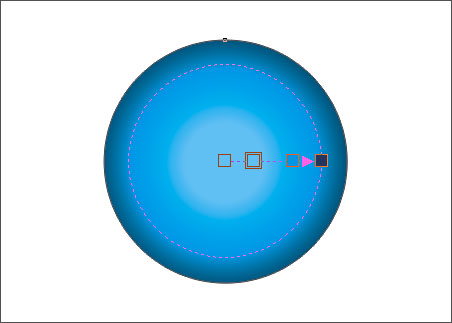 Glossy Buttons in CorelDraw