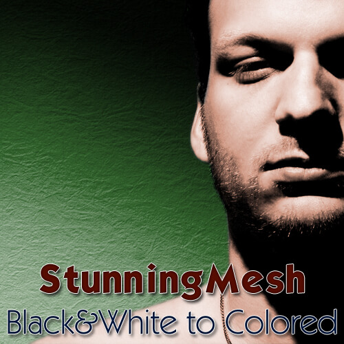 Black & White to Colored