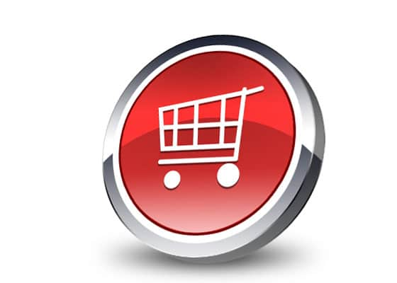 Shopping Cart Icon Design in Photoshop