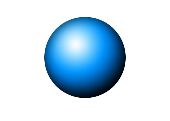 Glossy Ball in Photoshop
