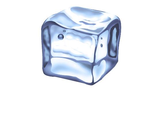 Make Ice Cubes Using Photoshop