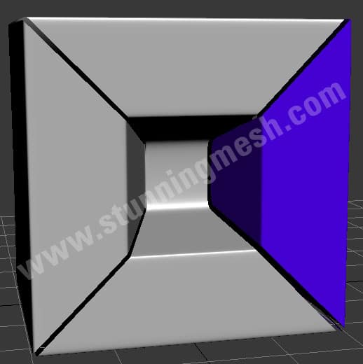 Smooth and Tighten Edges Technique in 3D Studio Max