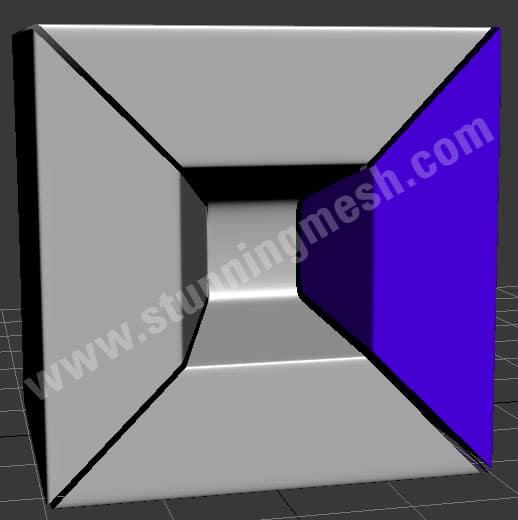 Smooth and Tighten Edges Technique in 3D Studio Max