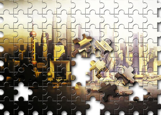 Puzzleup Your Picture – Photoshop Tutorial